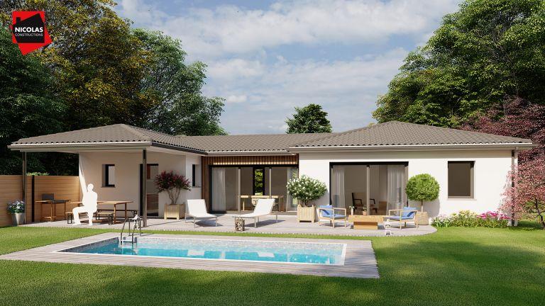 Maisons Modernes Plans Et Modeles Nicolas Constructions Constructeur En Gironde